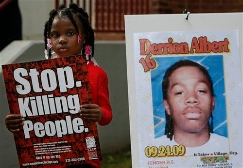 After Derrion Albert's Video Taped Beating Death, a Few Questions
