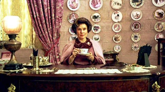 Read J.K. Rowling's New Harry Potter Short Story About Dolores Umbridge