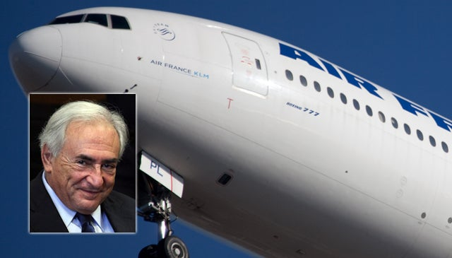 Dominique Strauss-Kahn Could Fly Home Today