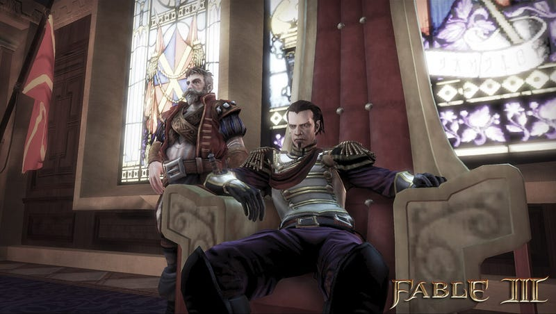 There Is A Game Inside The Game Of Fable III, And Other Details