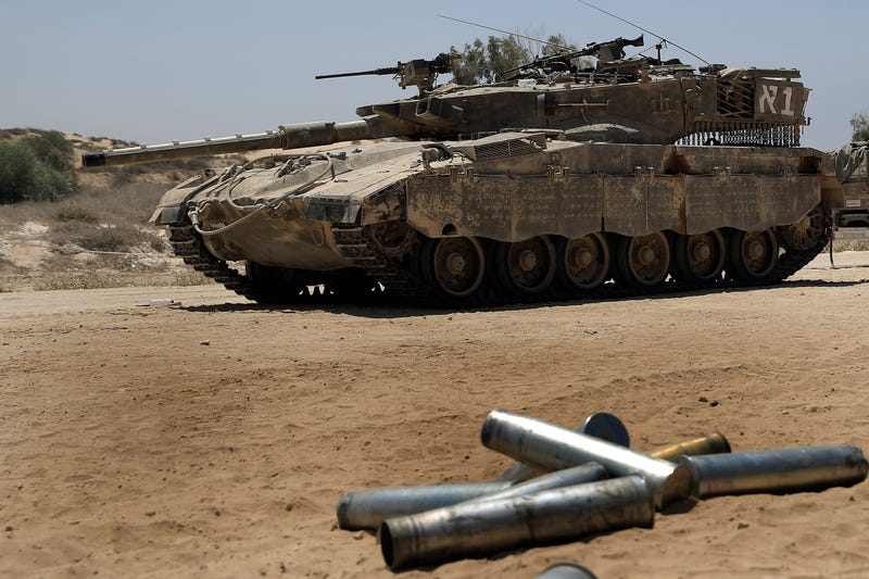 Israel and Gaza Break Cease-fire With Rockets