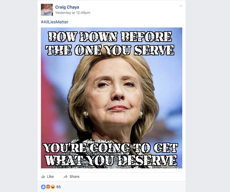 The Bernie Sanders Meme Community Is Freaking the Fuck Out
