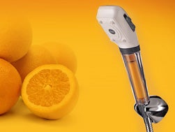 Sonaki Vitamin C Showerhead: No More Early Morning Cruelty To Oranges