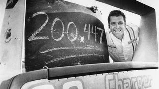 45 Years Ago Today, The 200 MPH Barrier Was Broken In NASCAR
