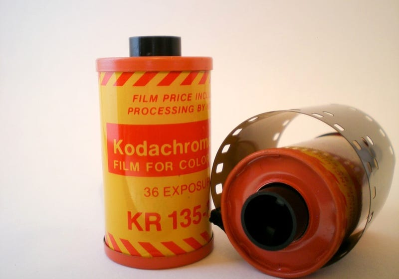 DreamWorks is Making a Movie About the Dead Kodachrome Film