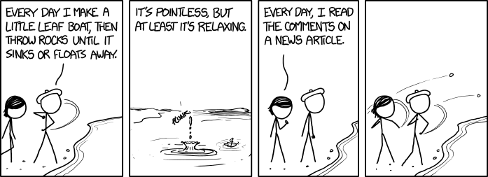 The Latest XKCD Comic