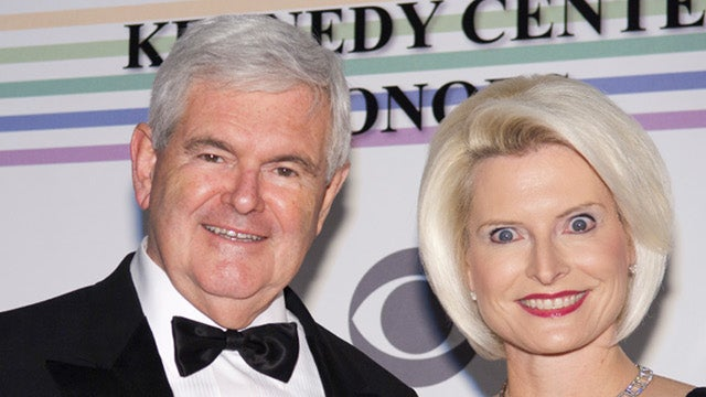 "It's Time To Play ""Blame Newt Gingrich's Wife!"""