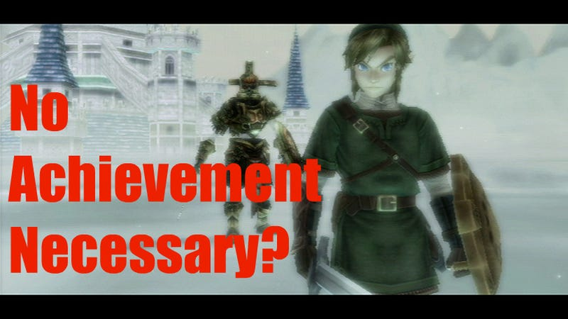 A Nintendo Argument Against Achievements