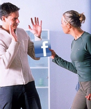 Facebook Destroys Marriages