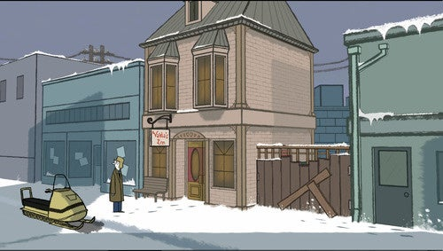 'Nelson Tethers' Could Be Gaming's Fargo, A Wintry Black Comedy