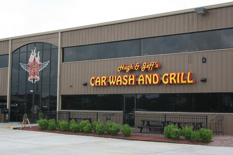 The Ten Weirdest Car Washes