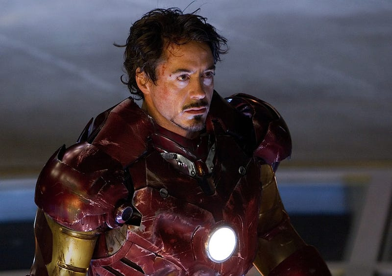 Iron Man 2 To Focus On Tony Stark: Be Afraid