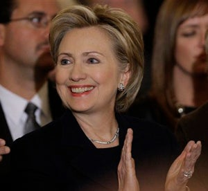 "Hillary As Sec Of State: Some Call It The ""Women's Spot"""