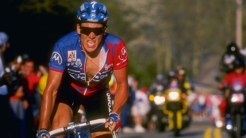 Hey, Here's An Allegation That Lance Armstrong Bribed Opponents To Let Him Win Races