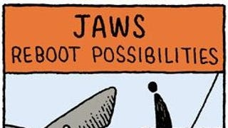 Some Brilliant Suggestions For A <em>Jaws</em> Reboot