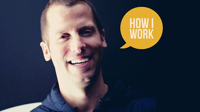 I'm Bradford Shellhammer, Founder of Fab, and This Is How I Work