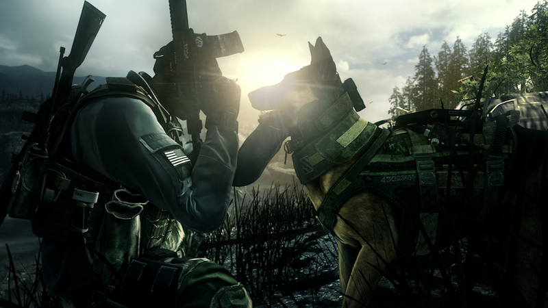 Call of Duty: Ghosts May Or May Not Come To Wii U (Maybe)
