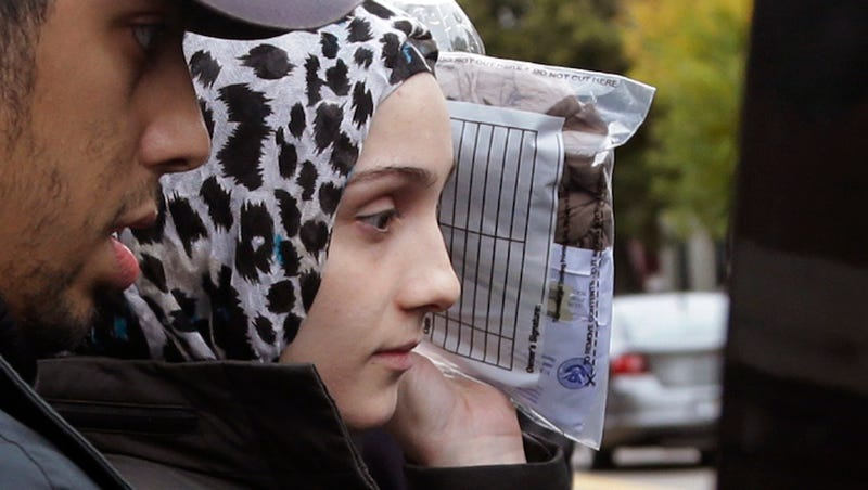Dzhokhar Tsarnaev's Sister In Custody After Making Bomb Threats