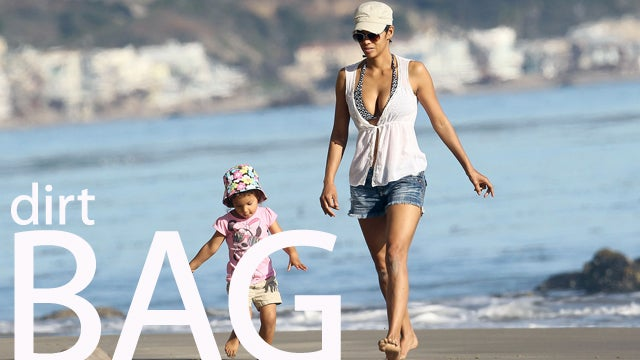 Cease-Fire Declared In Halle Berry Custody Battle
