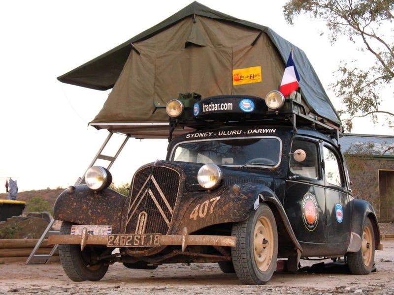 C'est La Raison Que J'aime Des Citroëns