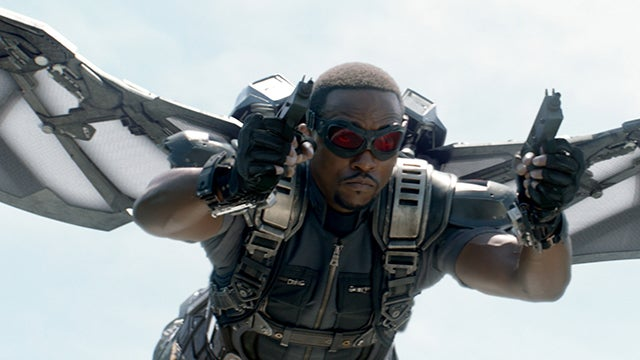 Captain America: The Winter Soldier: The Boy Scout is All Grown Up