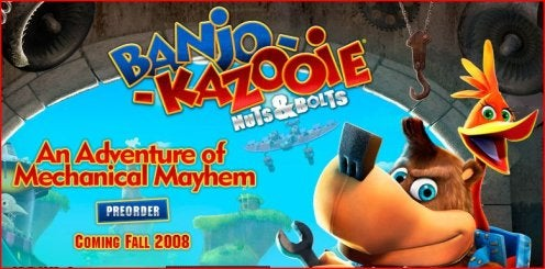 Pre-Order Banjo-Kajooie: Nuts & Bolts Gets Free, Early Access to XBLA Original