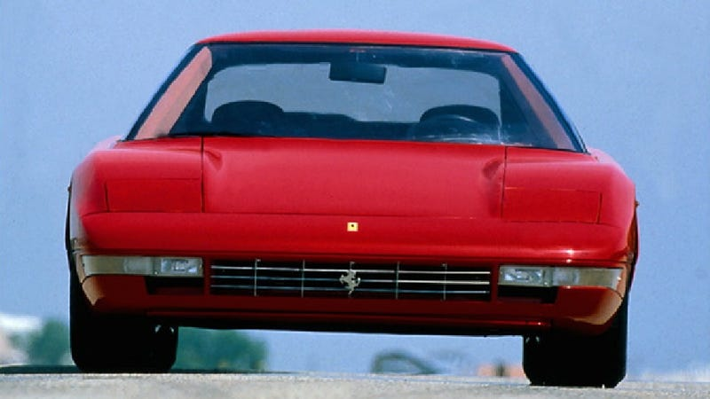 408 Integrale - The First Four Wheel Drive Ferrari