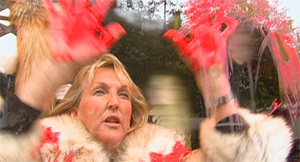 PETA Founder Thinks Fur Is Yucky, Alexander McQueen Is 'Desperate'