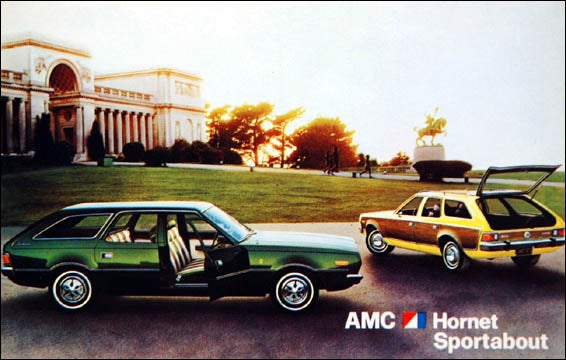 Cars You Didn't Know About: The Gucci AMC Hornet