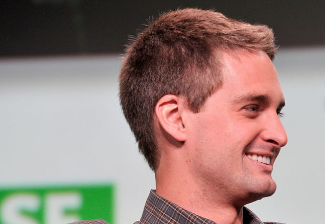 """Bloomberg: Snapchat Could Be """"Worth"""" $10 Billion"""