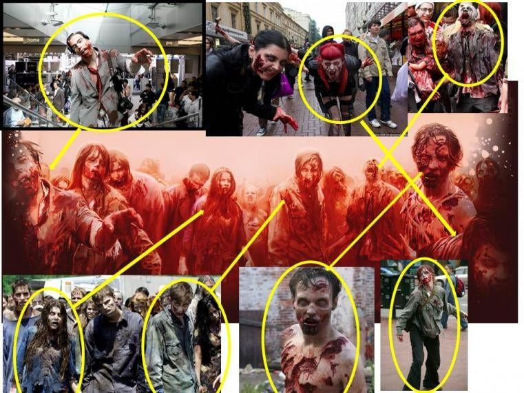Some War Z Images Were Ripped From The Walking Dead