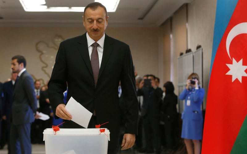 Azerbaijan Posts Election Results a Day Before Voting Was Set to Start