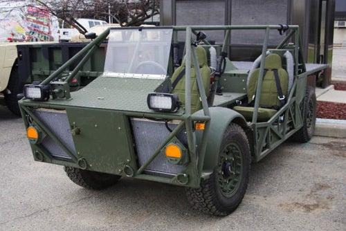 CREV Diesel Electric Hybrid: The Fisker Special Ops Vehicle