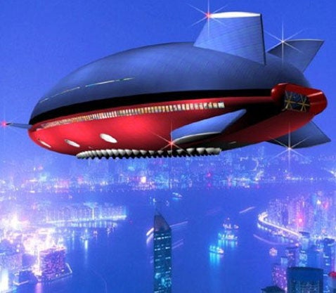 The Age of Zeppelins Has Arrived