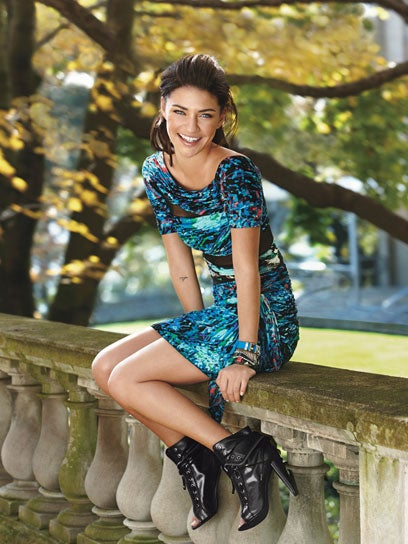 Jessica Szohr Covers Teen Vogue; Lindsay Dating Gucci Model?