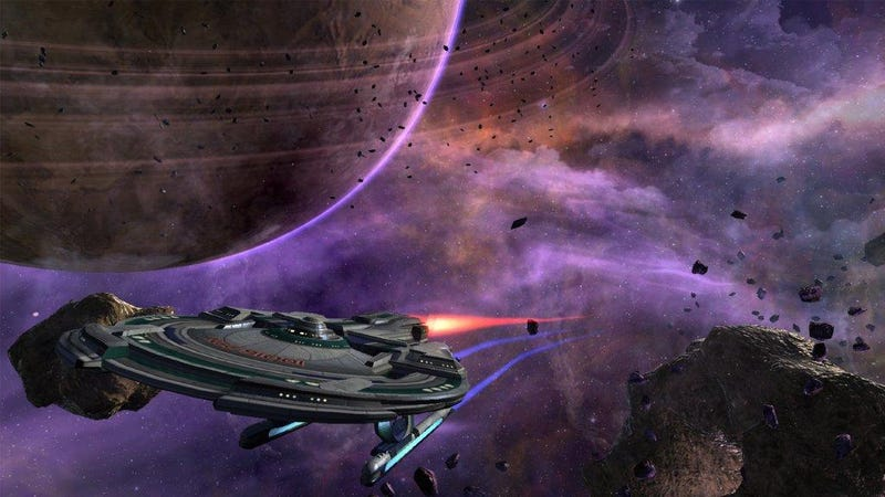 Star Trek Online Screens Explore Strange New Worlds
