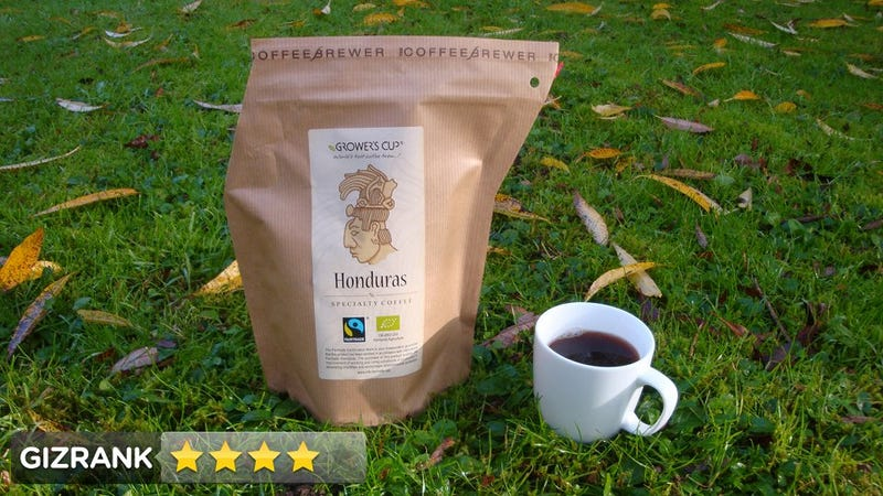 Grower's Cup Review: Decent Coffee, Anywhere