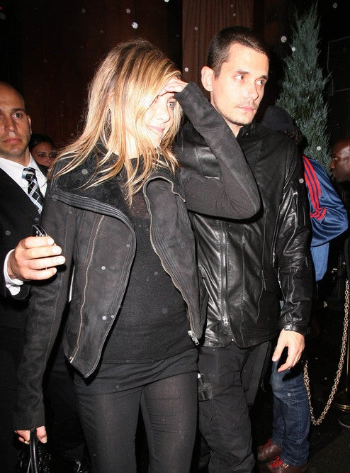 Aniston, Off-Again
