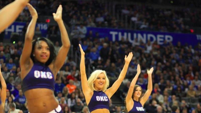 """CBS Wonders Whether Woman Is Too 'Chunky"""" to Be a Cheerleader"""