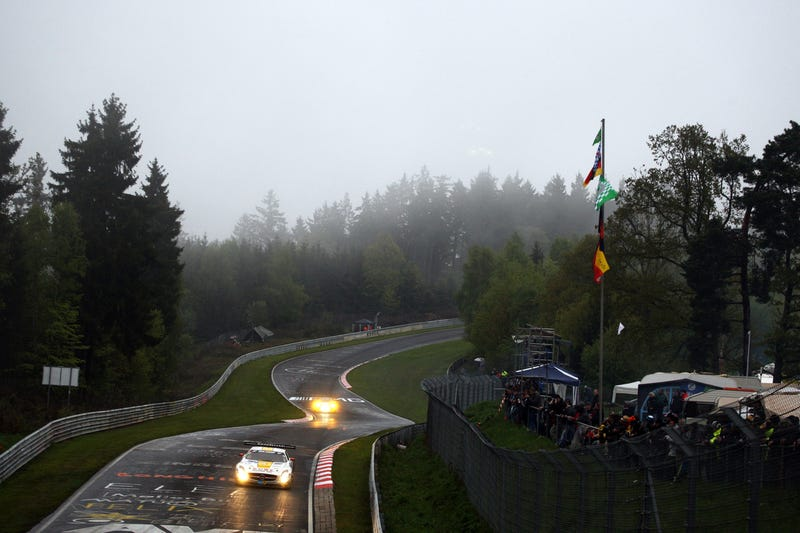 Why The 24 Hours Of The Nurburgring Is The Ultimate Proving Ground