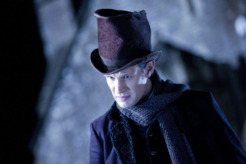 "Doctor Who - ""The Snowmen"" Promo Pics Part 2"