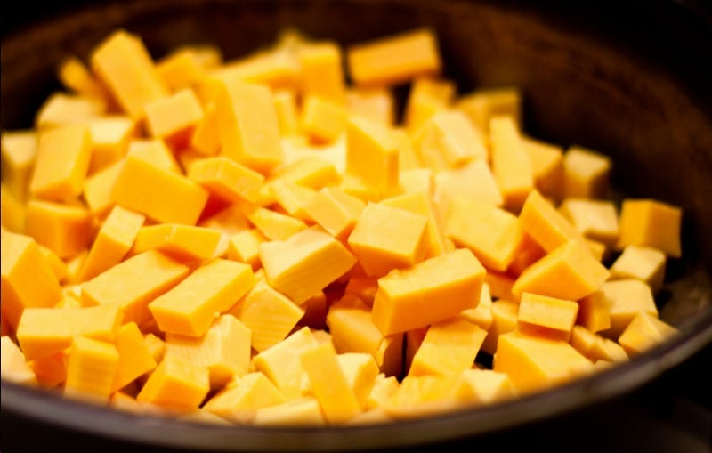 Velveeta Shortage Threatens Our National Cheez Supply