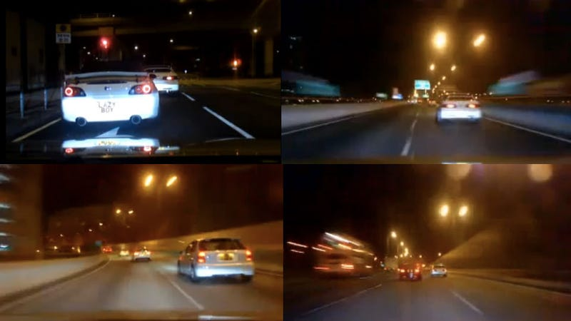 Chinese street racing is the closest you'll get to a real-life video game