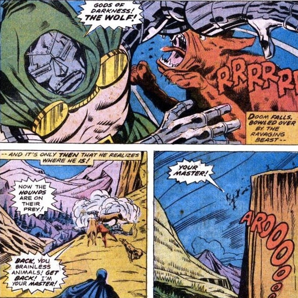 10 Times Doctor Doom's Dignity Went Down The Toilet