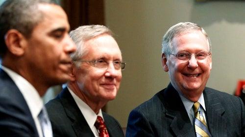 Senate Rejects 'Cut, Cap and Balance'