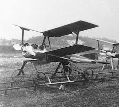 The First Drones, Used in World War I