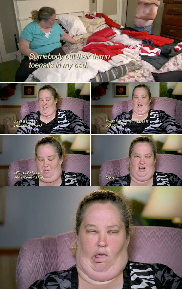 Honey Boo Boo's Teary Goodbye to Her Gay Pig