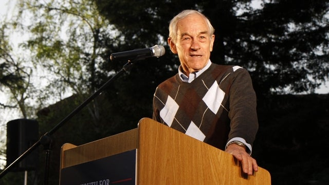 You Won't Have Ron Paul to Kick Around Anymore