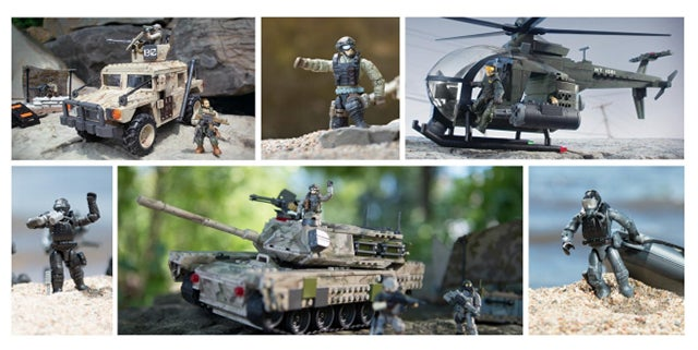 Call Of Duty Mega Bloks Are Coming. Let's Build A Set.