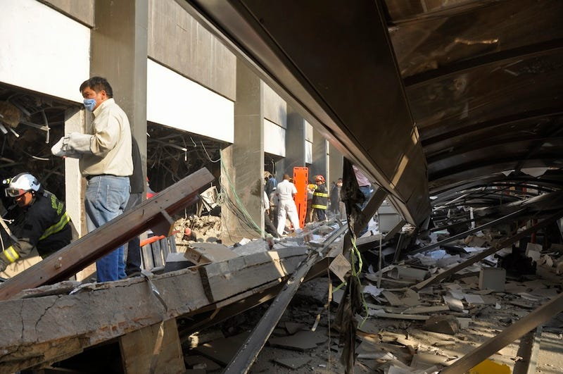 Dozens Injured in Explosion at Offices of Mexican Oil Giant Pemex [UPDATE: 14 Reported Dead, 80 Injured]